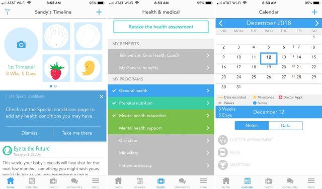 Ovia-Pregnancy-Tracker-iPhone-app