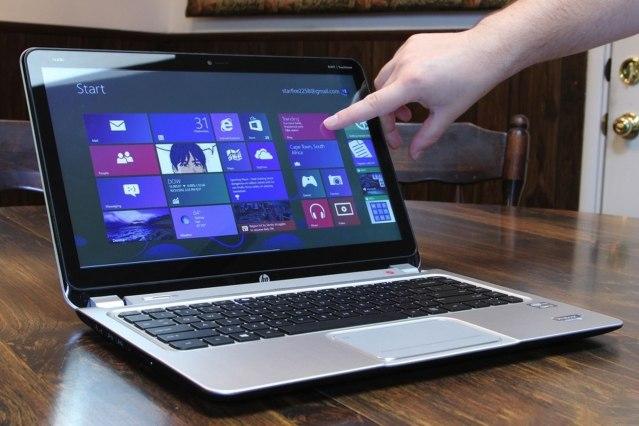 Windows-notebook-touchscreen