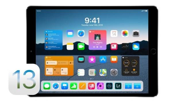 iOS-13-iPad-Home-Screen