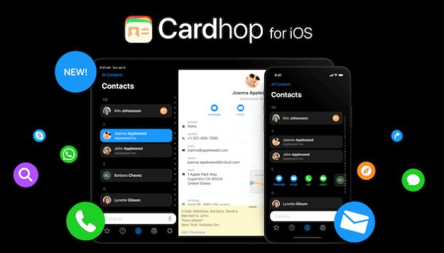 Cardhop-iOS-app