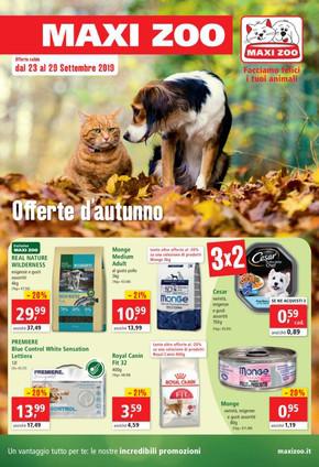 Maxi Zoo Brescia Via Foro Boario 16b Brescia