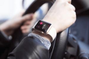 Parkering bliver nemmere med Apple Watch på håndleddet 1