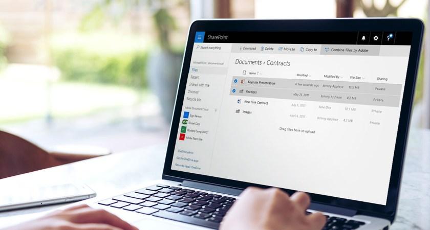 Adobes PDF-tjeneste bygges ind i Microsoft Office 365