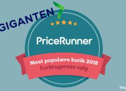 Danmarks mest populære online butik