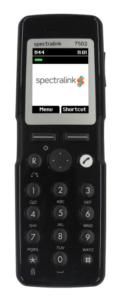 Nyt Spectralink DECT-håndsæt byder på entry point til mobil produktivitet og effektivitet 1