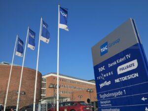 TDC Group ændrer sin organisation i Danmark 1