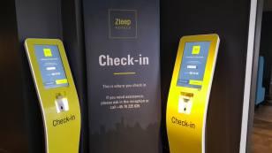 Zleep Hotels udvikler nyt digitalt check in system 2
