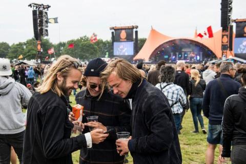 Dataeksplosion på årets Roskilde Festival