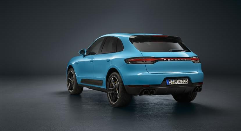 Verdenspremiere i Shanghai- Porsche præsenterer den nye Macan