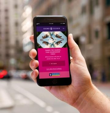 Ett AI-værktøj som sætter musik til dine billeder