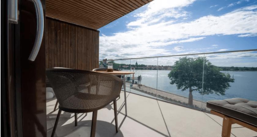 Nyt eksklusivt Abba-hotel i Västervik