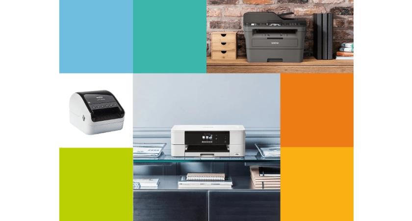 Inkjet, laser eller direkte termisk print: hvad er bedst til din virksomhed?