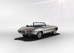 Nu produceres Jaguar E-TYPE som elbil