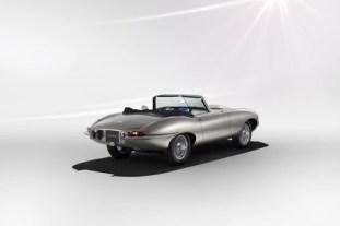 Nu produceres Jaguar E-TYPE som elbil 1