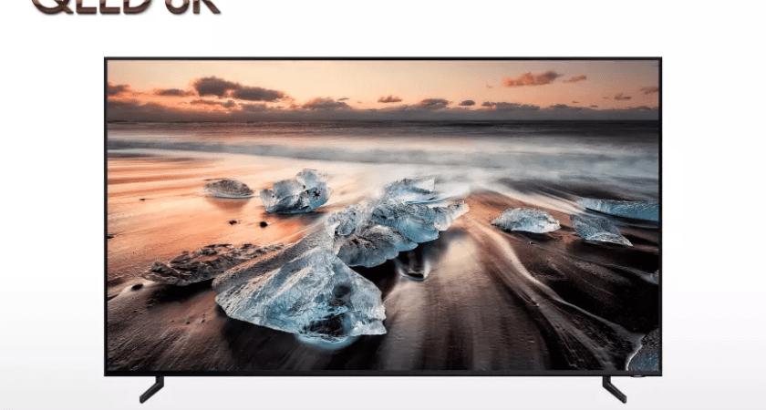 Samsung præsenterer QLED 8K TV med AI Upscaling