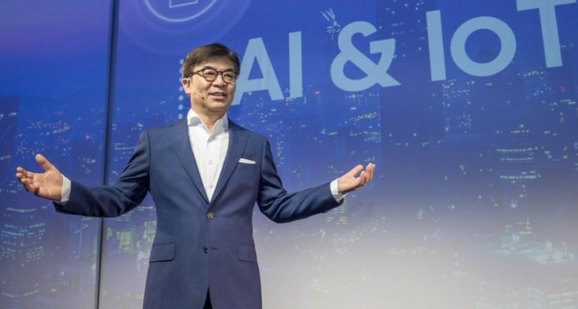 Samsung offentliggør fremtidens teknologi til det opkoblede hjem