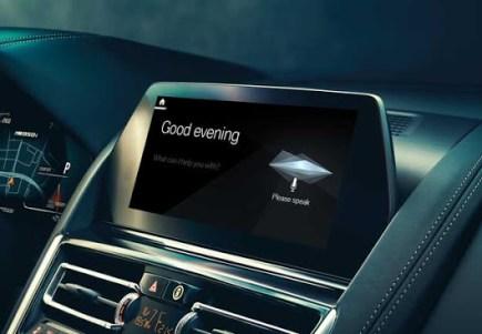 BMW lancerer digital assistent med kunstig intelligens 2