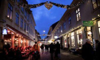 Det kimer til julefest i Sverige 1