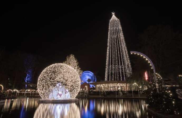 Jul i Friheden- Tivoli Friheden sikrer julestemningen igen i 2018