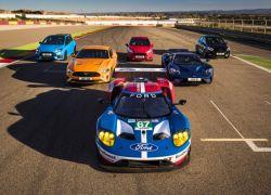 Sportsteknologi fra Ford Performance accelererer produktudviklingen