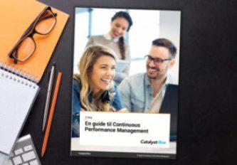 CatalystOne udgiver e-bog om Continuous Performance Management 1