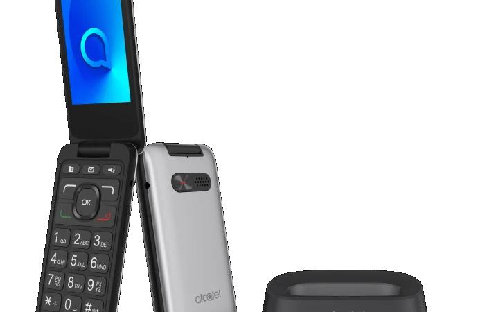 Alcatel lancerer ny seniortelefon med 3G