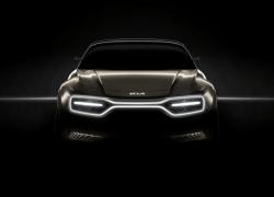 KIA sætter strøm til Geneve med ny elektrisk konceptbil