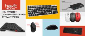 Havit Proline gør op med dyre IT-produkter til kontorbrug 1