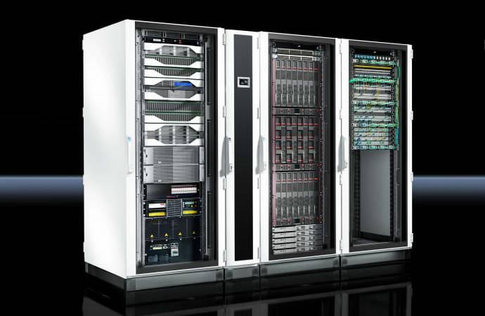 Edge Data Center giver hurtigt og fleksibelt decentraliserede IT-ressourcer til intelligent detailhandel