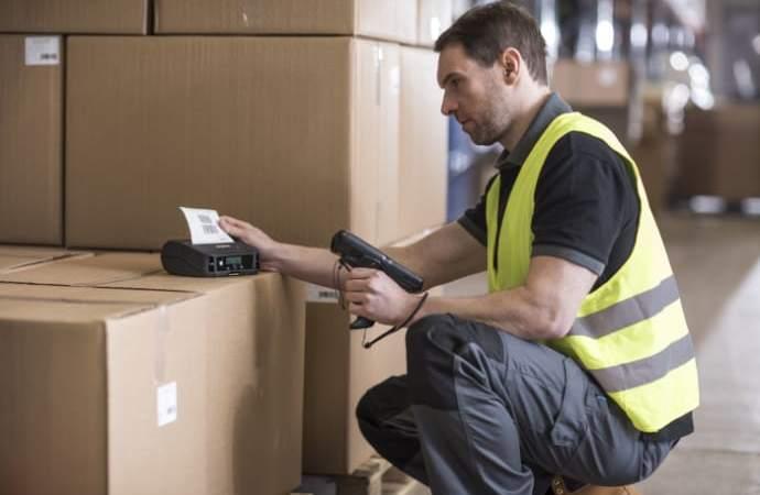 Disse mobile Brother kvitterings- og labelprintere kan tåle lidt af hvert