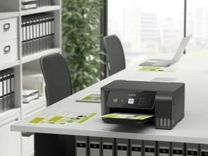 , Epsons seneste EcoTank-printere sparer både penge og plads