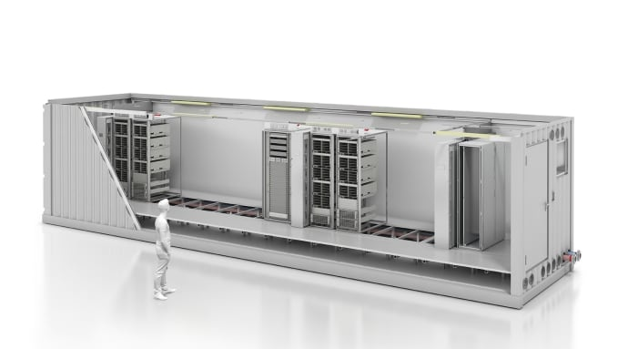 Sikre og effektive Edge Data Centre udvikler processer i stålindustrien
