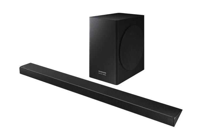 Samsung annoncerer nye soundbars i Q-serien, der er optimeret til QLED-TV