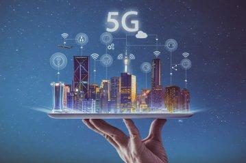 5G vil skabe flere forretningsmuligheder - men også øge energiforbruget 1