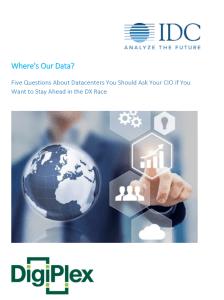 Hvor er vores data? 1