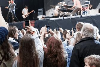 , Magisk mobildækning på Tinderbox Festival