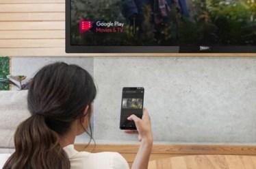 , Philips Professional Display Solutions lancerer TV med indbygget Chromecast