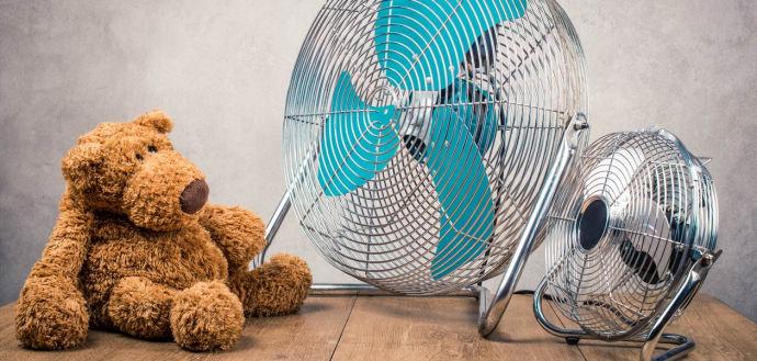 Dansk sommerhede blæser gang i ventilator-salget