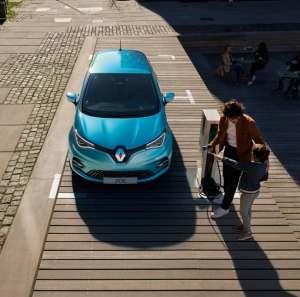 Renault ZOE – en moderne elbil med lang rækkevidde og fede features 1