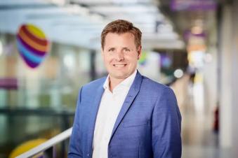 , Morten Bentzen takker af efter 15 år i Telia