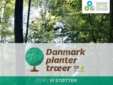 Vi planter træer for klimaet 1