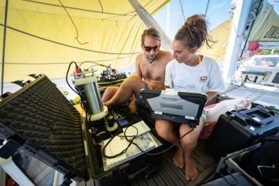 Undervandsforskning fra Arktis til Antarktis gjort mulig med Panasonic Toughbook 1