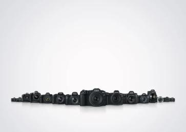 Canon fejrer en markant milepæl i virksomhedens historie 1