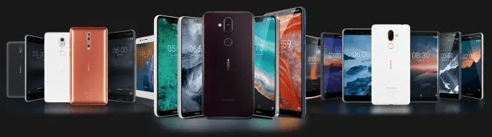 Nokia producent HMD Global går i skyen