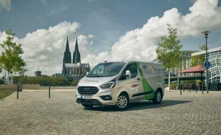 Ny teknologi fra Ford vil give renere luft i byerne 1