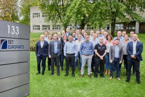 EET Europarts Danmark kåret som landets bedste IT-distributør 1