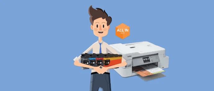 Ingen binding, ingen vedligeholdelse – sådan kan All in Box ændre dine printrutiner