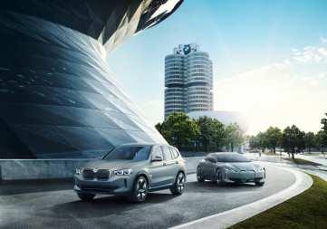 BMW iX3: En ny æra inden for elektrisk mobilitet 1