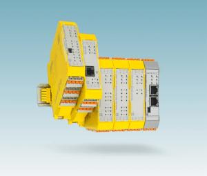 Konfigurerbart sikkerhedssystem: PSRmodular 1