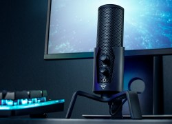 Trust Gaming lancerer GXT 258 Fyru 4-i-1 streamingmikrofon